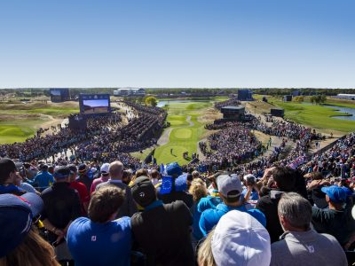 Ryder Cup, Le Golf National